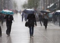 Se esperan tormentas muy fuertes en el norte, occidente y sur del país