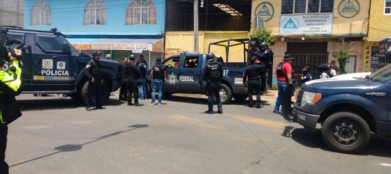 Abaten a 'El Ojos' y a siete presuntos narcomenudistas en Tláhuac
