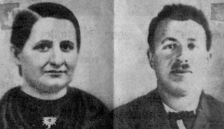 Encuentran a matrimonio congelado después de estar 75 años perdidos