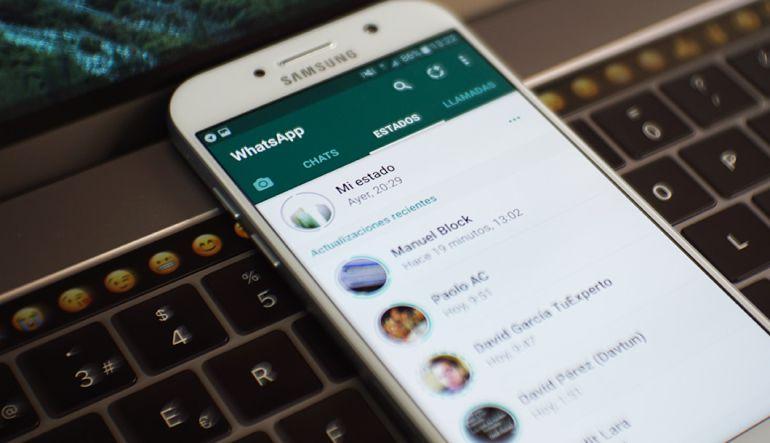 Ya puedes recuperar los estados de tus contactos en WhatsApp