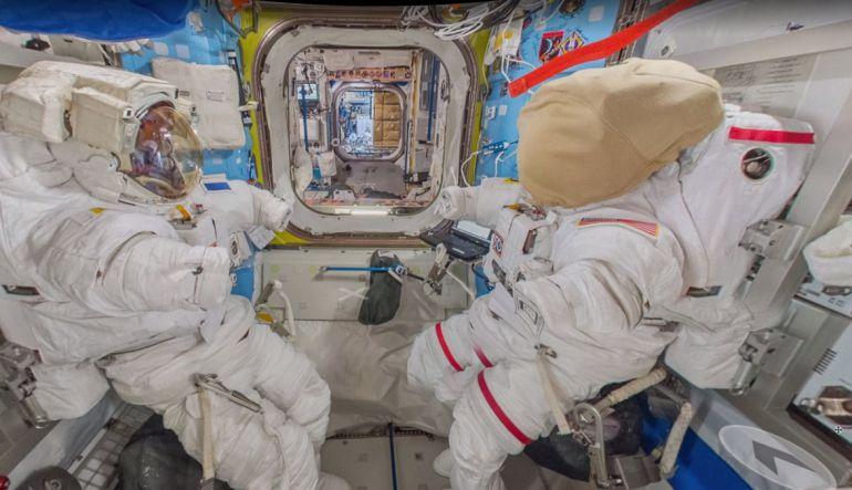 [Video] Street View de Google Maps te permitirá ver la Estación Espacial Internacional