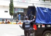 Detenidos por disturbios en Tláhuac, serán enviados al Reclusorio Norte