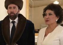Nicolas Cage causa revuelo por su vestimenta