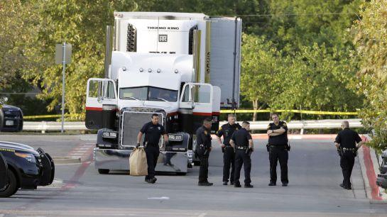 Migrantes:: Conductor de camión de Texas podría recibir la pena de muerte