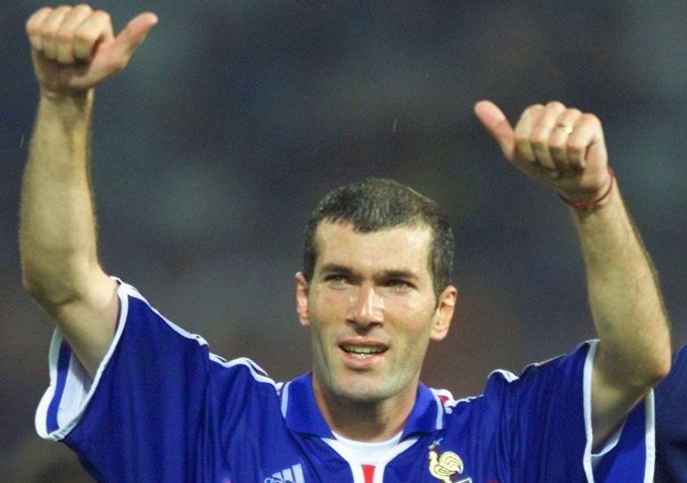 ¡Zinedine Zidane también juega en México!