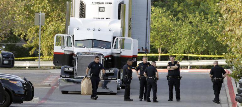 CNDH pide investigar y castigar la muerte de 9 migrantes en Texas