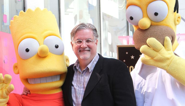 Netflix estrenará serie animada para adultos de Matt Groening, creador de 'Los Simpson'