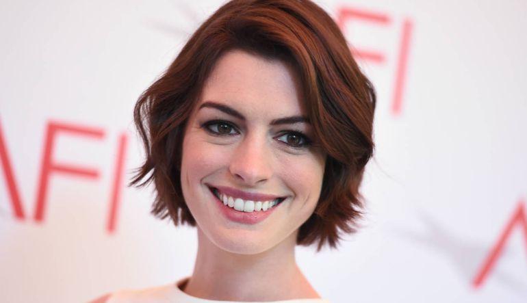 Anne Hathaway podría ser la nueva 'Barbie'