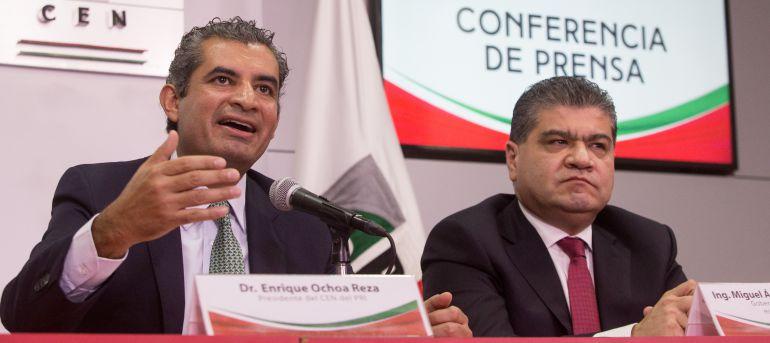 Presenta PRI impugnación contra INE por informe de gastos de campaña en Coahuila