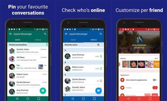 Aplicación te permite usar Twitter como si fuera WhatsApp