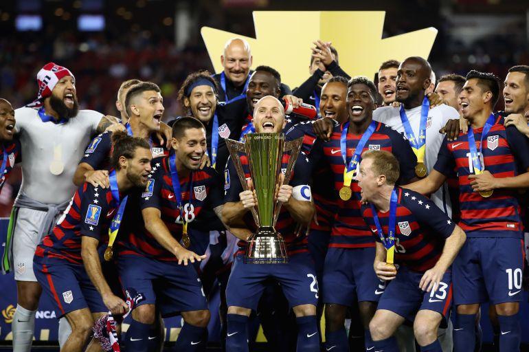 Estados Unidos vence a Jamaica y conquista su sexta Copa Oro