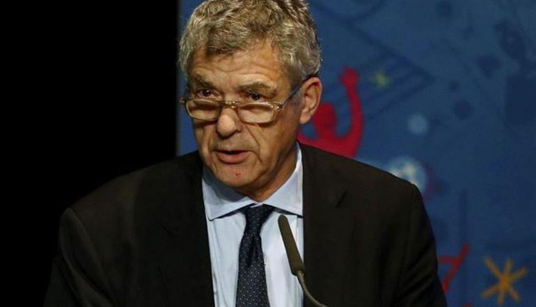 Ángel María Villar dimite como vicepresidente de la FIFA y de la UEFA