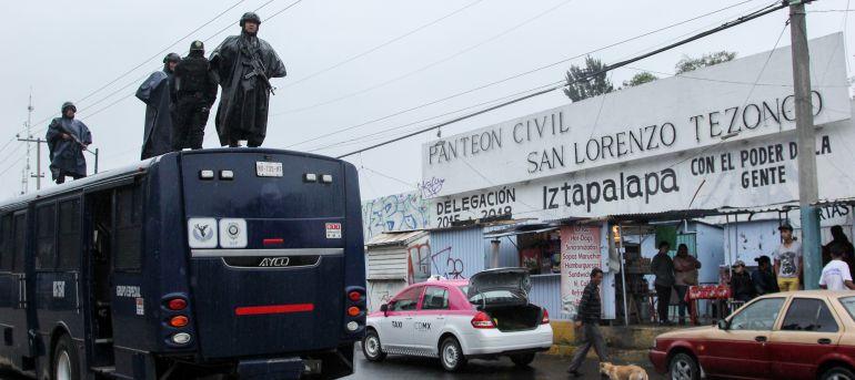 CNDH recibió quejas por el caso Tláhuac