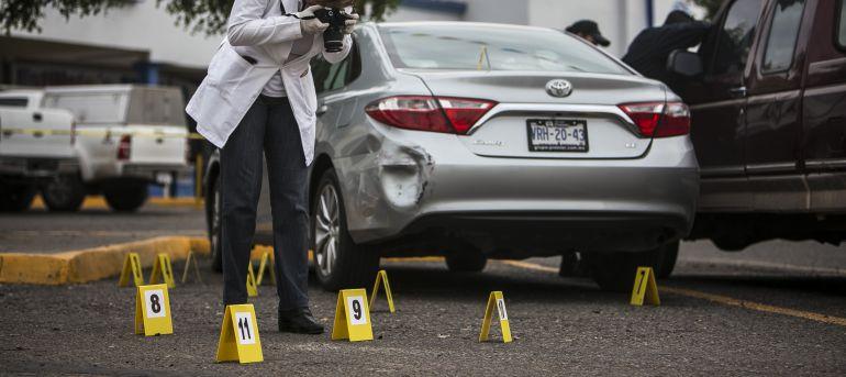 El año pasado se registraron cerca de 24 mil homicidios en México: INEGI