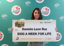 Una adolescente estadounidense recibirá 26,000 dólares anualmente por el resto de su vida
