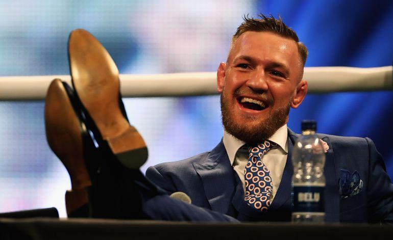 El doble de Conor McGregor hace de las suyas en Los Ángeles