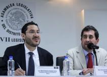 Integrantes de Morena en la capital arropan al delegado de Tláhuac