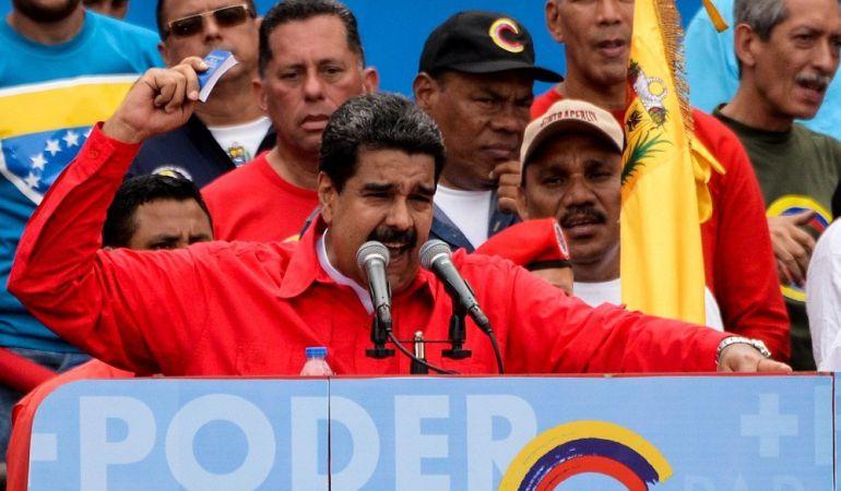 Consecuencias para Venezuela tras la elección de la Constituyente de Nicolás Maduro