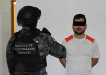 """Confirma PGR detención de Nahúm Abraham, operador financiero de """"El MiniLic"""""""