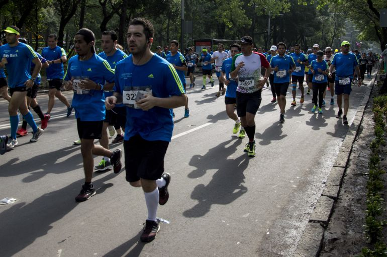 ¡Tu Tarjeta W Radio te lleva al Maratón de la CDMX!