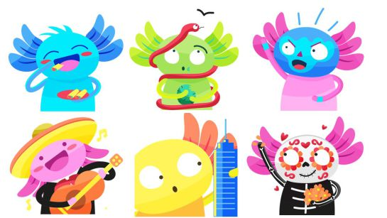 Emoijs, Telefonía, Dibujos.: La CDMX contará con su propio paquete de emojis