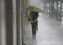 Se prevén lluvias muy fuertes en el noroeste, occidente y sur del país