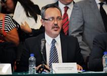 Comparece el delegado de Tláhuac; diputados solicitan su remoción del cargo