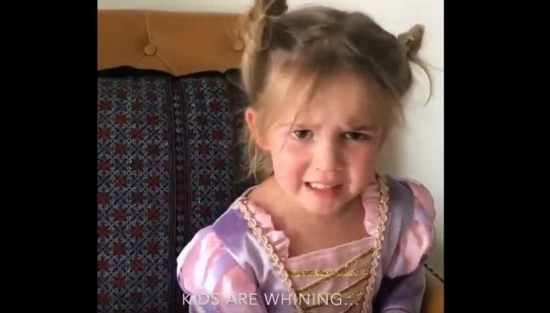 Disneylandia es un dolor de cabeza según esta niña de Arizona