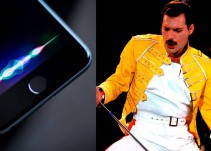 ¡Siri puede cantar 'Bohemian Rhapsody' como Freddie Mercury!