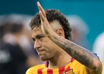 Así se despide Neymar del Barcelona