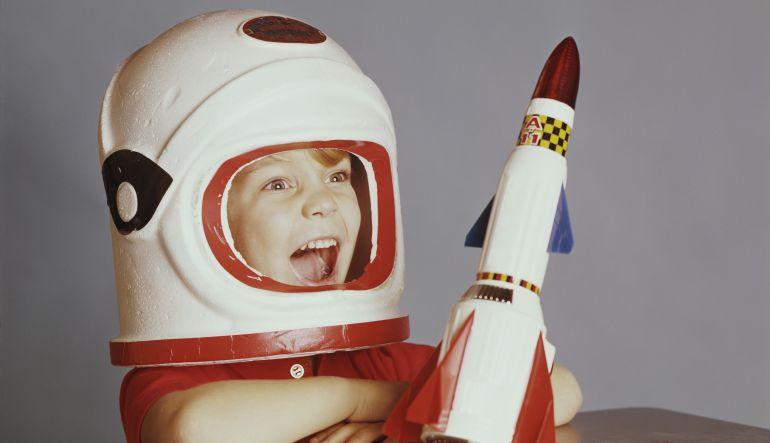 Niño envió carta a la NASA para ser un 'Guardián de la Galaxia'