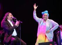 Diego El Cigala y Omara Portuondo ofrecerán concierto a finales de octubre