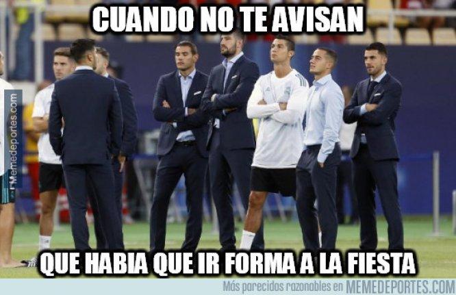 Los mejores memes del triunfo del Real Madrid en la Supercopa de Europa