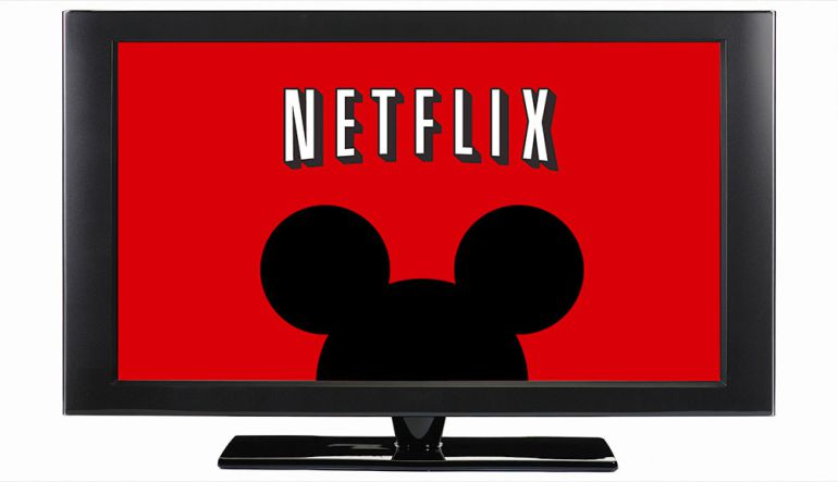 ¡Noooo! Disney anuncia su salida de Netflix