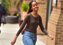 [Video] Hija de Obama es captada bailando como nadie en Festival Lollapalooza