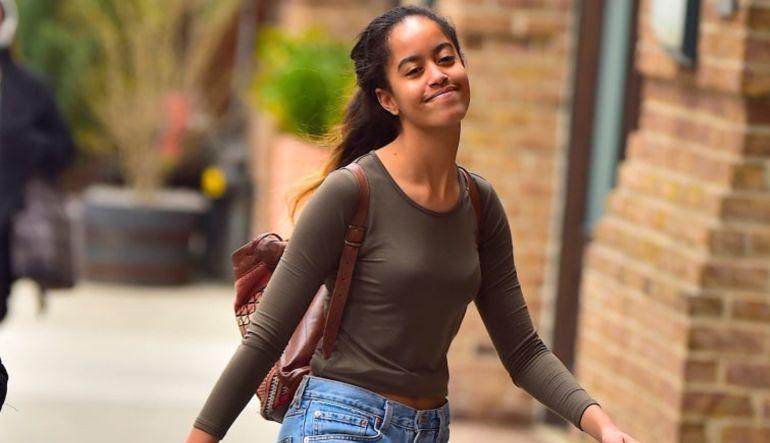 Malia Obama, Barack Obama, Michelle Obama, Lollapalooza, Festivales, Viral.: Hija de Obama es captada bailando como nadie en Festival Lollapalooza