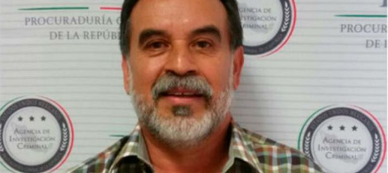 Trasladan a Raúl Flores Hernández al penal del Altiplano