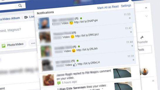 Con video sexual propagan nuevo virus en Facebook — Alerta