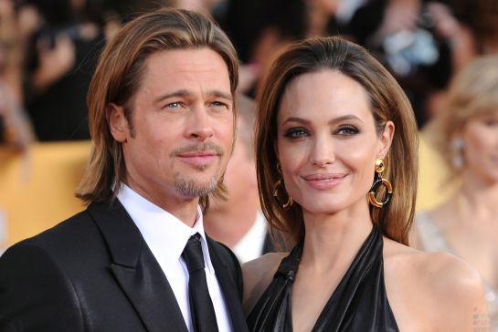 Angelina Jolie y Brad Pitt detienen su proceso de divorcio