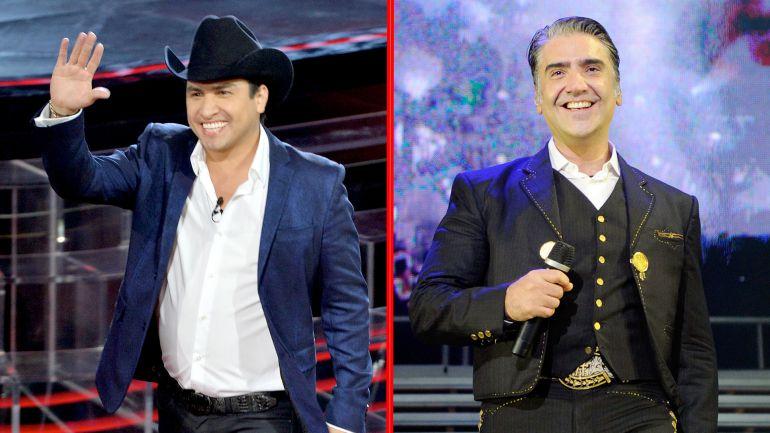 Alejandro Fernández apoya a Julión Álvarez y Rafa Márquez