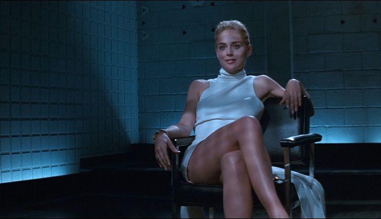 Así consiguió Sharon Stone su papel en Bajos Instintos