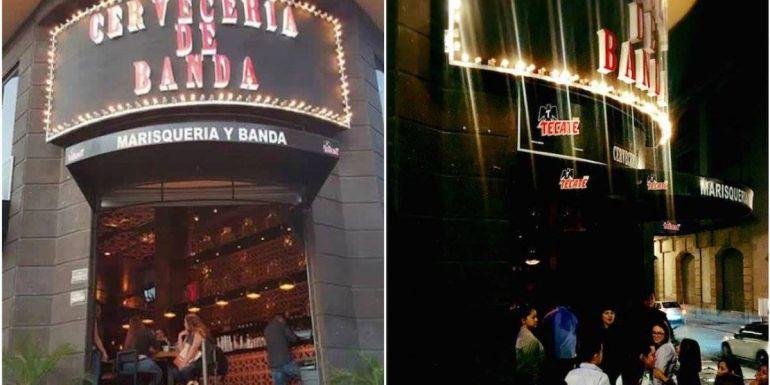 Balacera en bar del Centro deja 2 muertos y 3 heridos