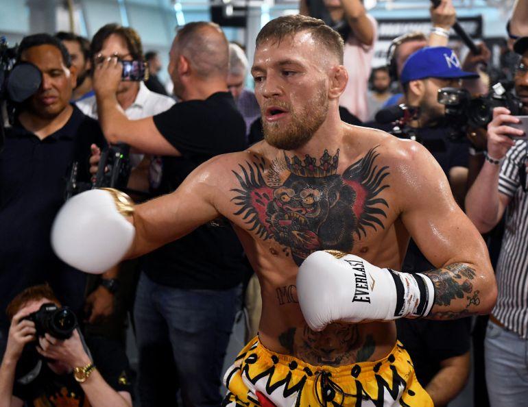 Combate del siglo: McGregor se llevará más de 100 mdd por pelear ante Mayweather