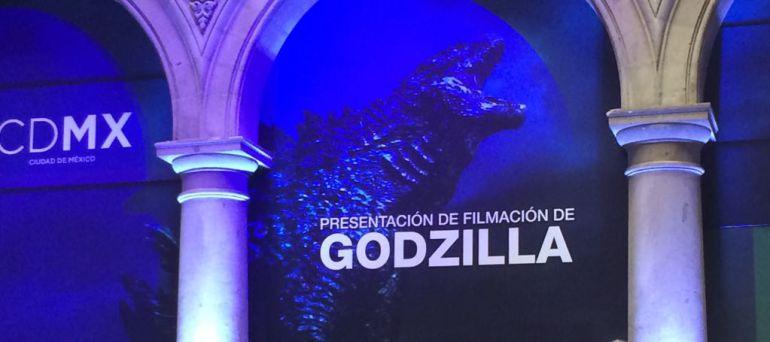 Godzilla llega a la CDMX para destruir el Centro Histórico