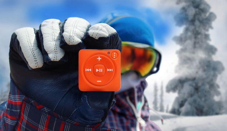 """""""Mighty"""", el primer """"iPod"""" para Spotify"""