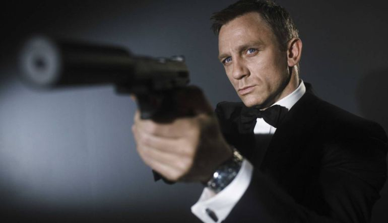 Daniel Craig interpretará a James Bond por última vez