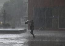 Se esperan tormentas fuertes en el norte y occidente del país