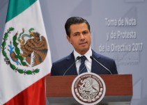El presidente Enrique Peña Nieto lamenta la tragedia ocurrida en Barcelona