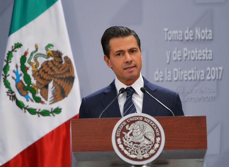Atentado en Las Ramblas: El presidente Enrique Peña Nieto lamenta la tragedia ocurrida en Barcelona