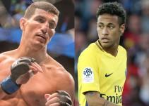 Un luchador de la UFC será guardaespaldas de Neymar